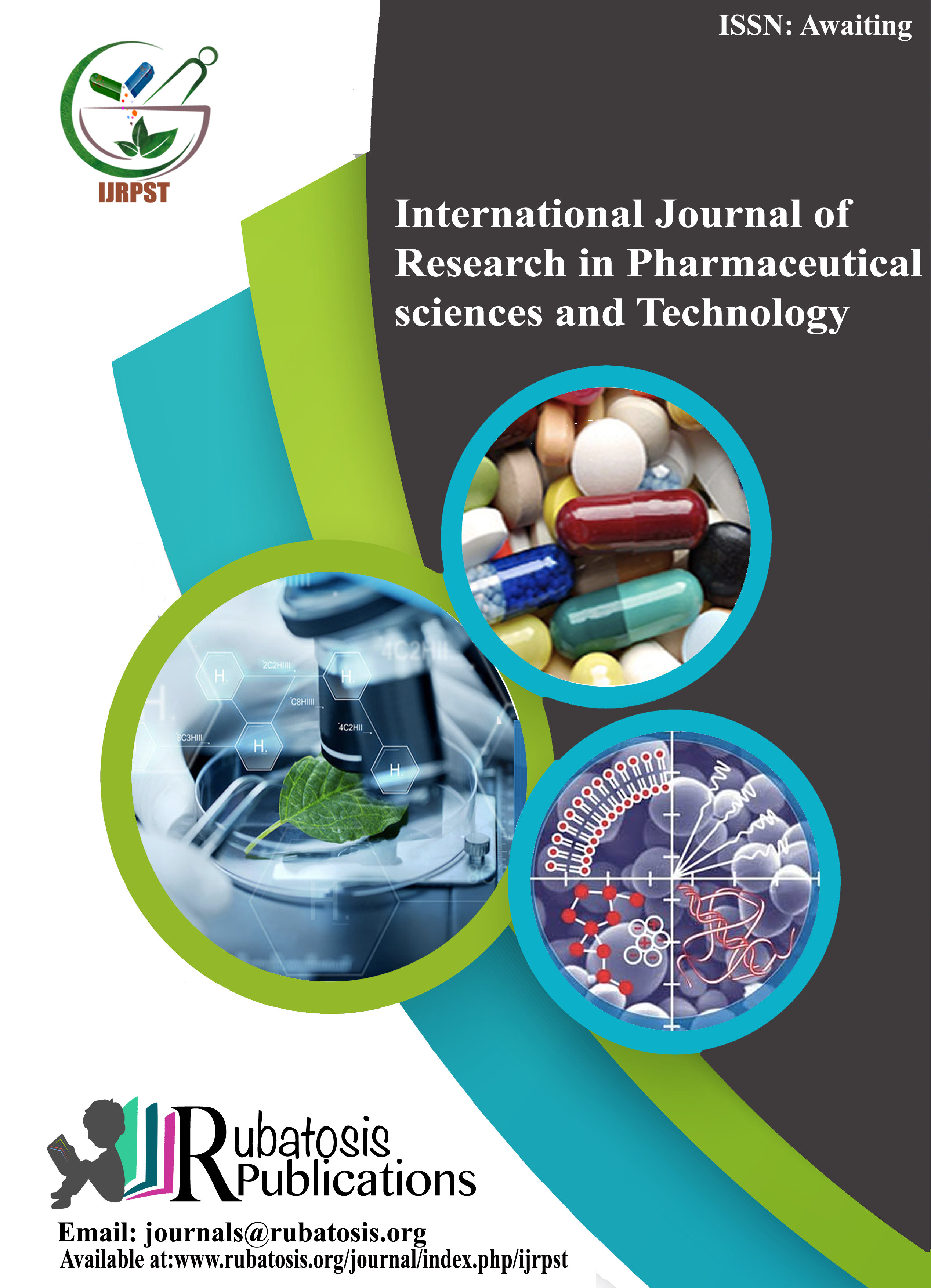 International Journal of Research in Pharmaceutical Sciences and Technology